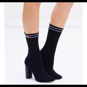 ALDO Women's Black Lovelyy Sock Booties